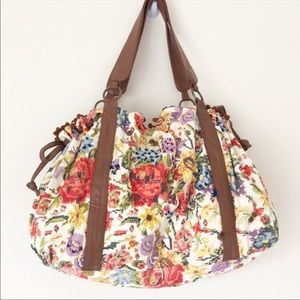 Anthropologie   Embroidered Floral PRICE is FIRM